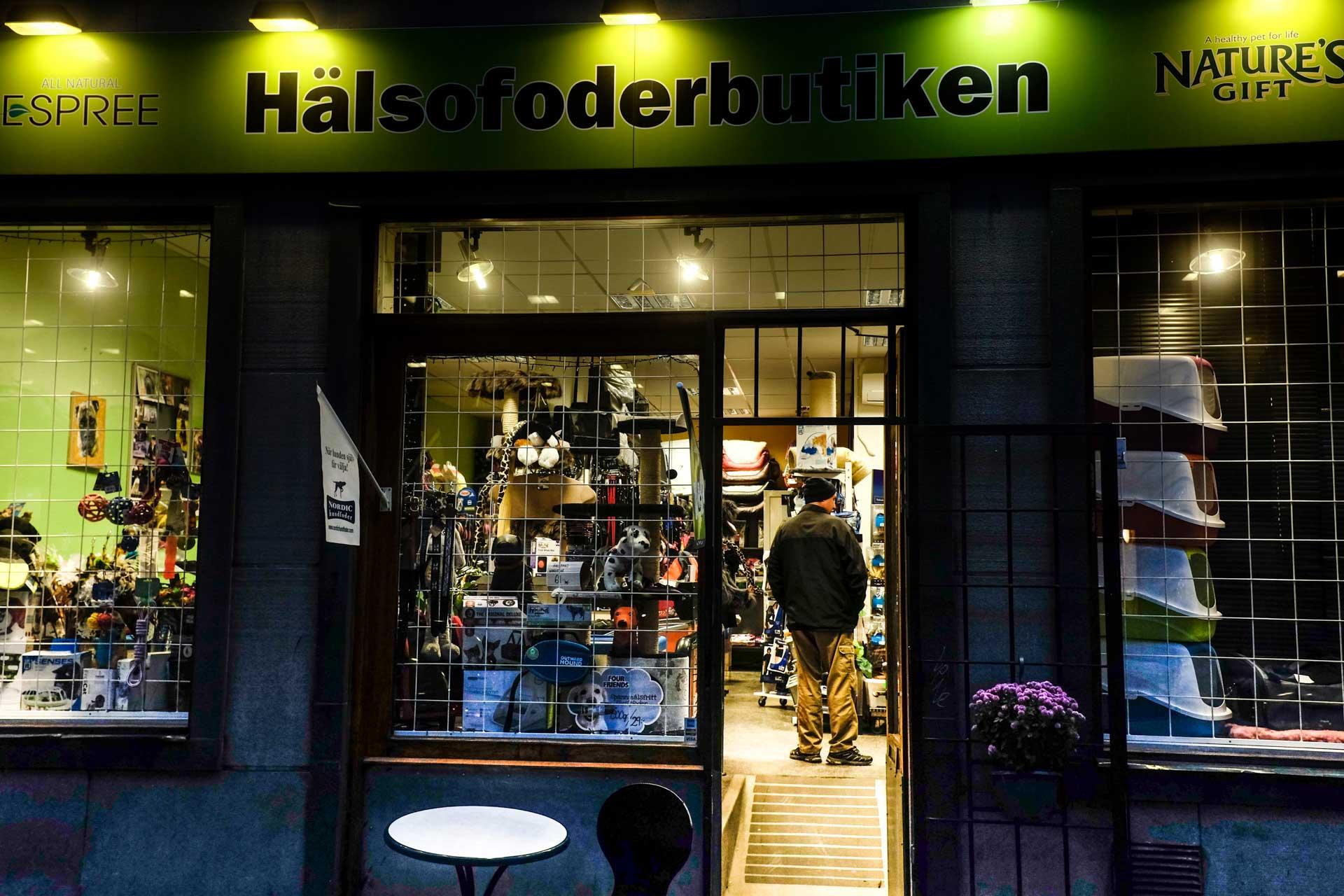 hälsokost hornsgatan stockholm